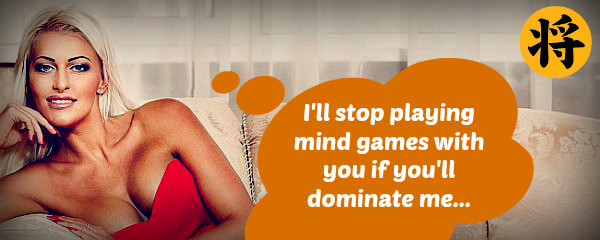 Mind games women play