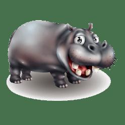 Charlotte the Hippo