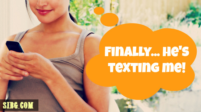 How to text a girl (SIBG.com style!)